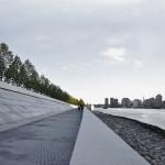 Visita a la última obra construida de Louis Kahn: el Franklin D. Roosevelt Four Freedoms Park de New York