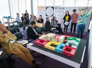 COR asociados and Harvard University Graduate School of Design