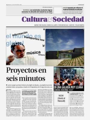 2010 . 09 <br>Diario Información