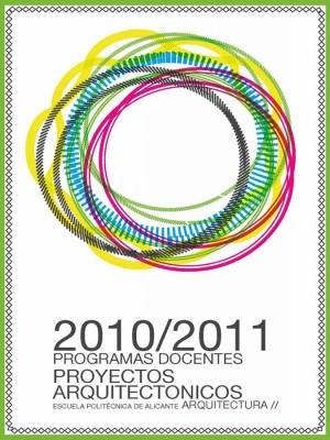 2011 . 10 <br>Prospectus Final Univ. Alicante