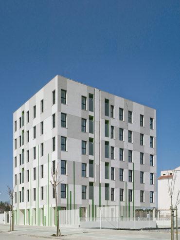 Edificio de viviendas en Albacete <br/> Housing building in Albacete