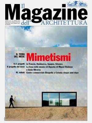 2012 . 05 <br>Giornale dell Architettura