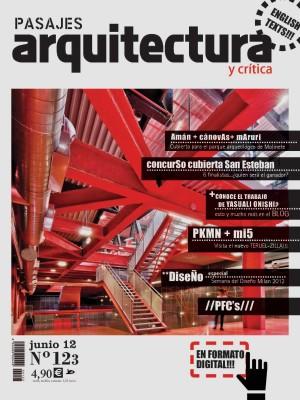 2012 . 12 <br>Pasajes Arquitectura Critica