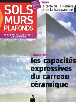 2013 . 01 <br> Sols Murs Plafonds