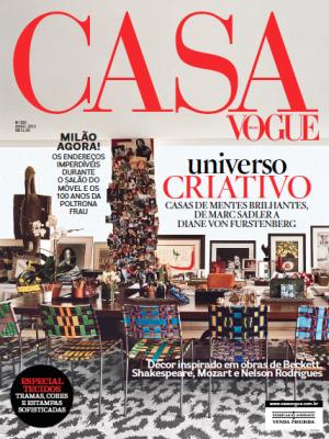 2013 . 01 <br>Vogue Casa