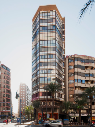 Reforma Vivienda Alfonso X el Sabio <br/> Apartment refurbishment in Alicante centre