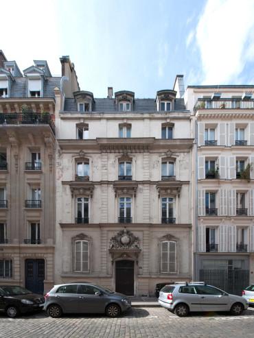 Apartamento rue Jean-Baptiste Say  <br/> Apartment rue Jean-Baptiste Say