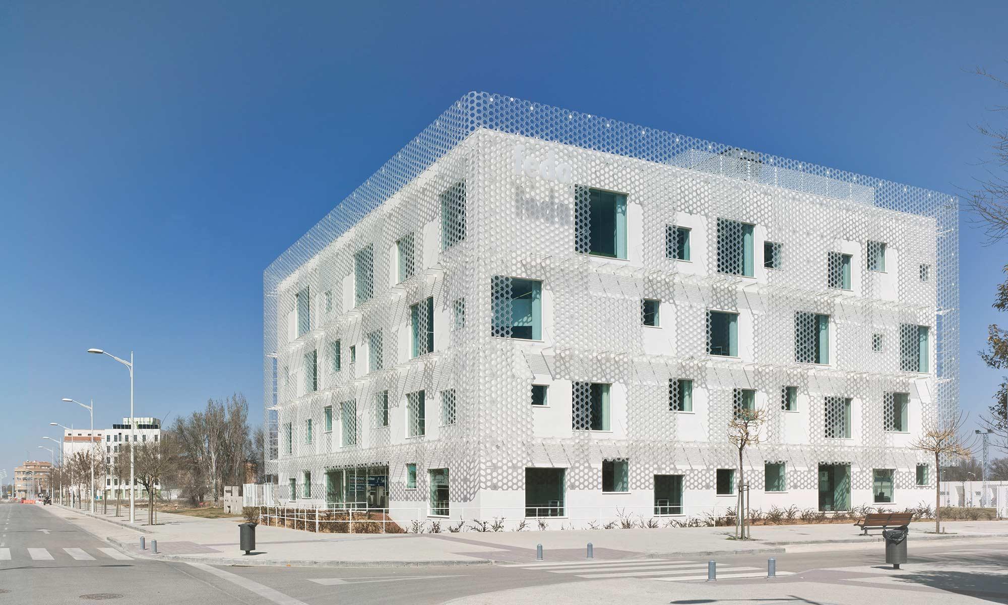 Colegio arquitectos de alicante incendio en el colegio de - Arquitectos en alicante ...