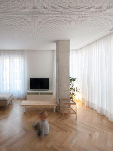 Reforma de un apartamento en Elche <br/> Apartment refurbishment in Elche