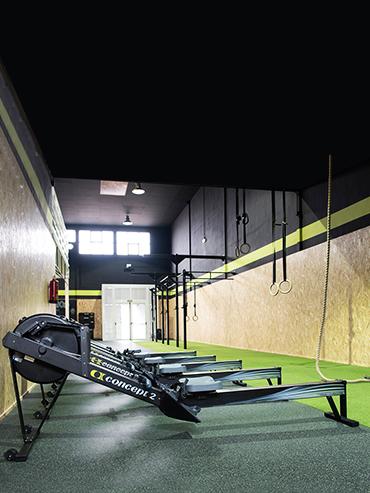 Gimnasio Ambit Crossfit <br/> Gym Crossfit Ambit
