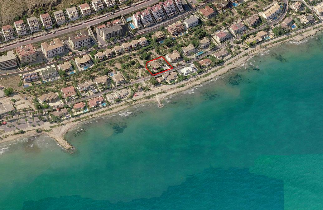 Edificio de viviendas frente al mar en santa pola - Mar de cristal santa pola ...
