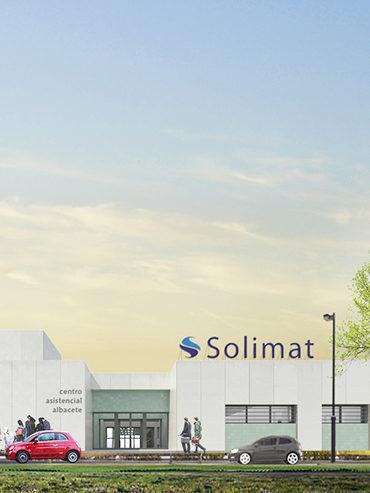 Centro de Salud Solimat en Albacete </br> Solimat Clinic in Albacete