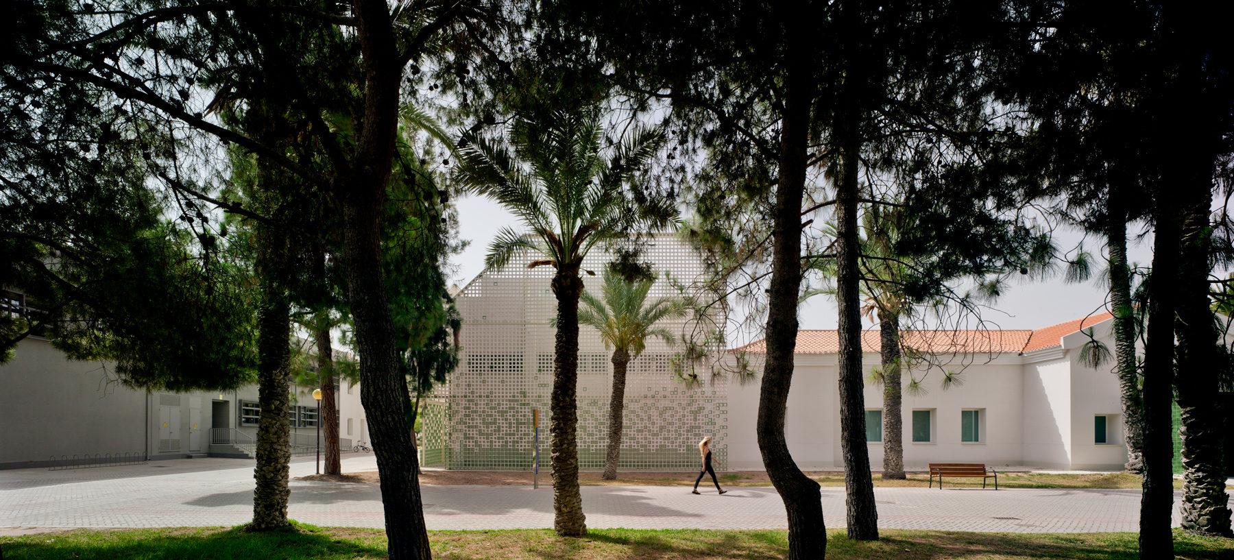 arquitecto alicante museo colecciones naturales universidad de alicante