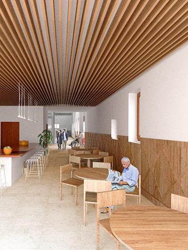 Centro Tercera Edad 'Espai Barraques' en Catarroja <br/> Senior Center 'Espai Barraques' in Catarroja