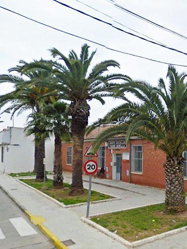 Colegio CEIP Pare Gumilla en Carcer, Valencia <br/> School Pare Gumilla, Carcer, Valencia