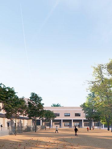 Colegio CEIP Doctor Calatayud <br/> Calatalyud School