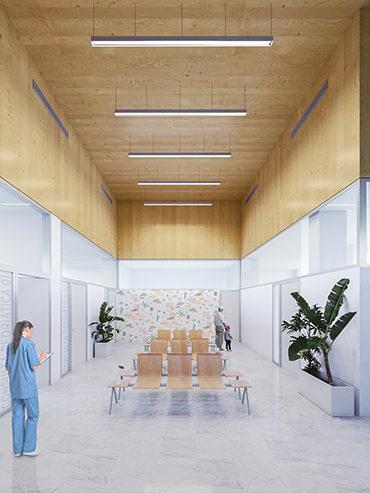 Centro Salud Torrent III <br/> Torrent III Health Center