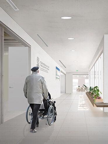 Centro de Salud San Francesc de Oliva <br/> San Francesc Health Center