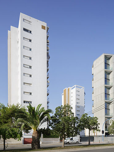 Torres Nirvana 52 viviendas  </br>  Nirvana Towers 52 Housing