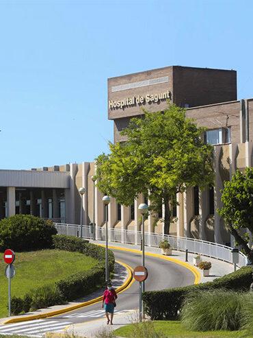 Reforma Hospital Sagunto <br/> Sagunto Hospital