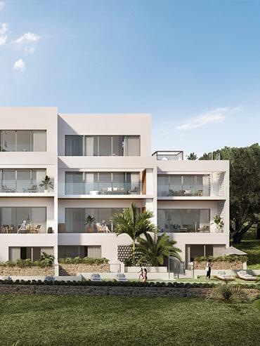 Edificio 13 apartamentos en Campo de Golf </br> Condo of 13 appartments in Golf Course