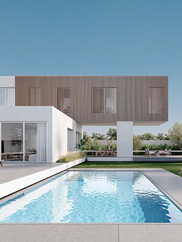 Vivienda MK Alicante </br> MK villa in Alicante