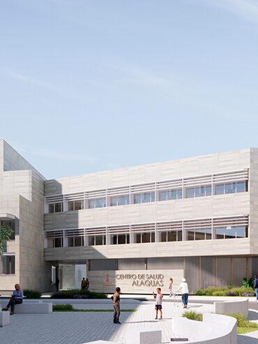 Centro de Salut Alaquas </br> Alaquas Health Center