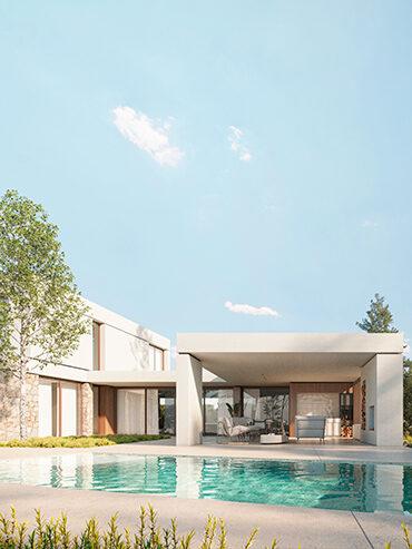 Vivienda JM en Alicante </br> Villa JM in Alicante